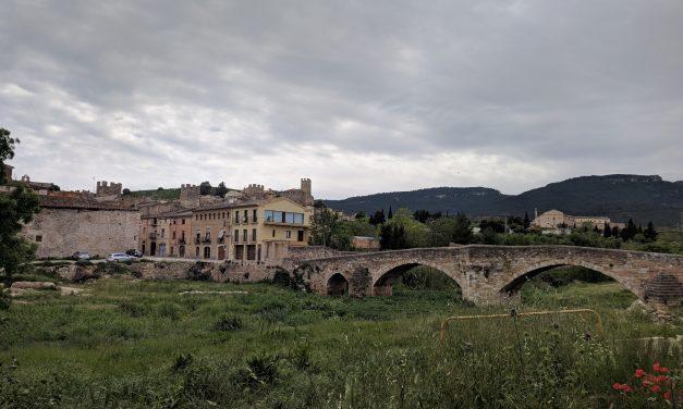 Ruta del Císter, día 5: de regreso al origen en Montblanc