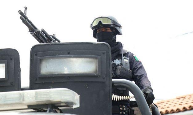 Despliegan mil policías y militares adicionales en Michoacán