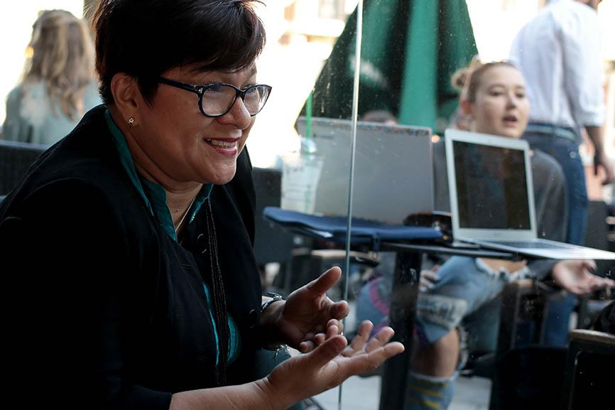 Adela Rendón: la mexicana que estudia los efectos del alcohol sobre el ADN