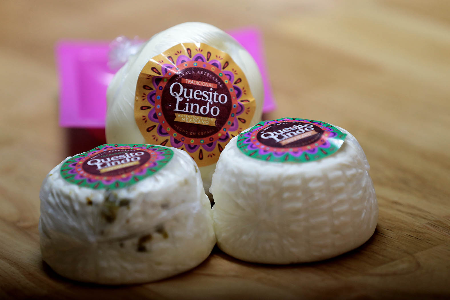 Quesito Lindo fábrica de quesillo mexicano en Madrid, España