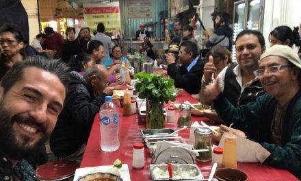 'Comerse el mundo': gastronomía mexicana en Televisión Española