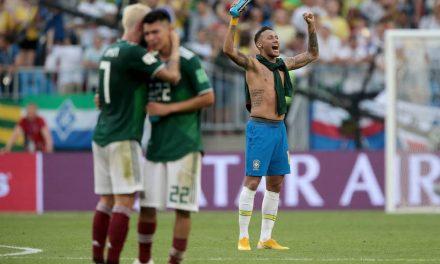 Neymar acaba con el sueño de México