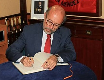 Juan López-Dóriga, nuevo embajador de España en México