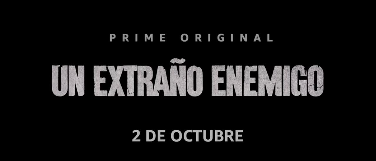 """Primer avance de """"Un extraño enemigo"""", la serie de Amazon sobre el '68 en México"""