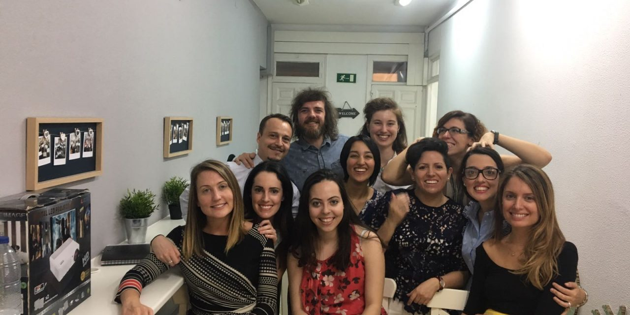 Gracias: el resumen de mis catorce años en España