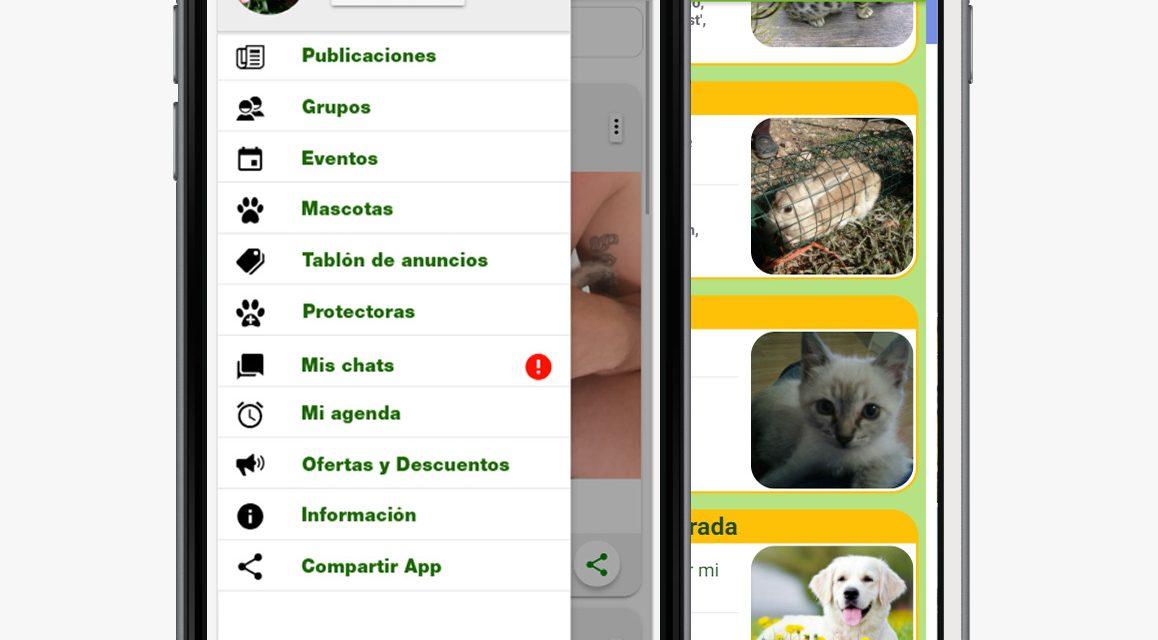 Social Animals, el amor por los animales en una 'app'