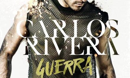 Carlos Rivera presentará 'Guerra' con 11 conciertos en España
