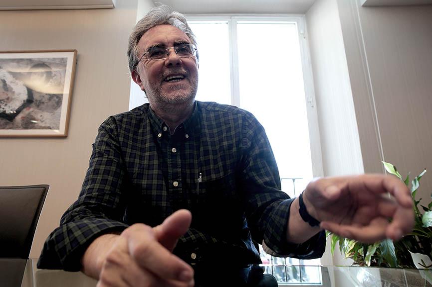 Tomás Pérez Vejo recibe en Madrid la Orden Mexicana del Águil