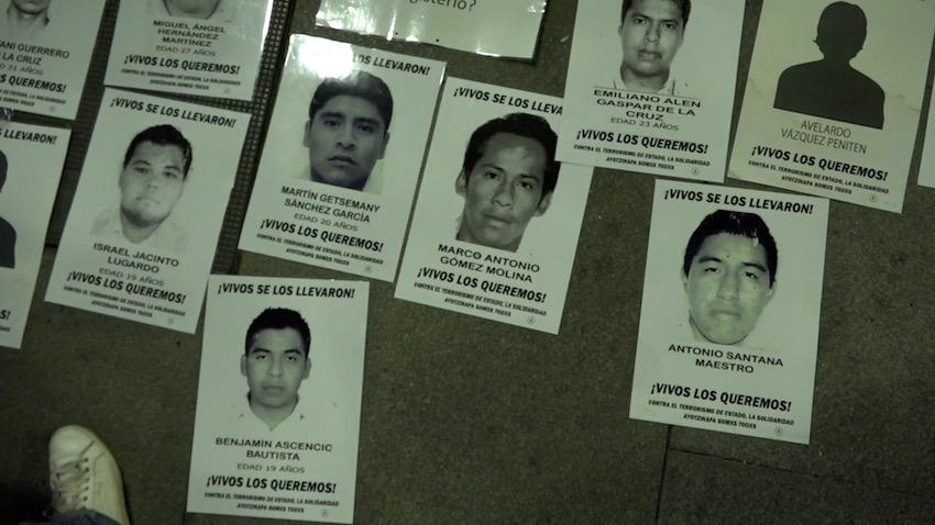 Recordarán en Madrid a los 43 de Ayotzinapa a cuatro años de su desaparición