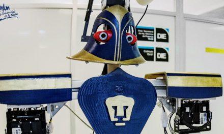 'Justina': el robot de la UNAM que representará a México en Madrid