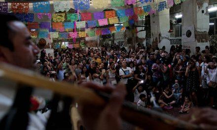 Sabor, color y sonido a México en la kermés de Nodo MxM en Madrid