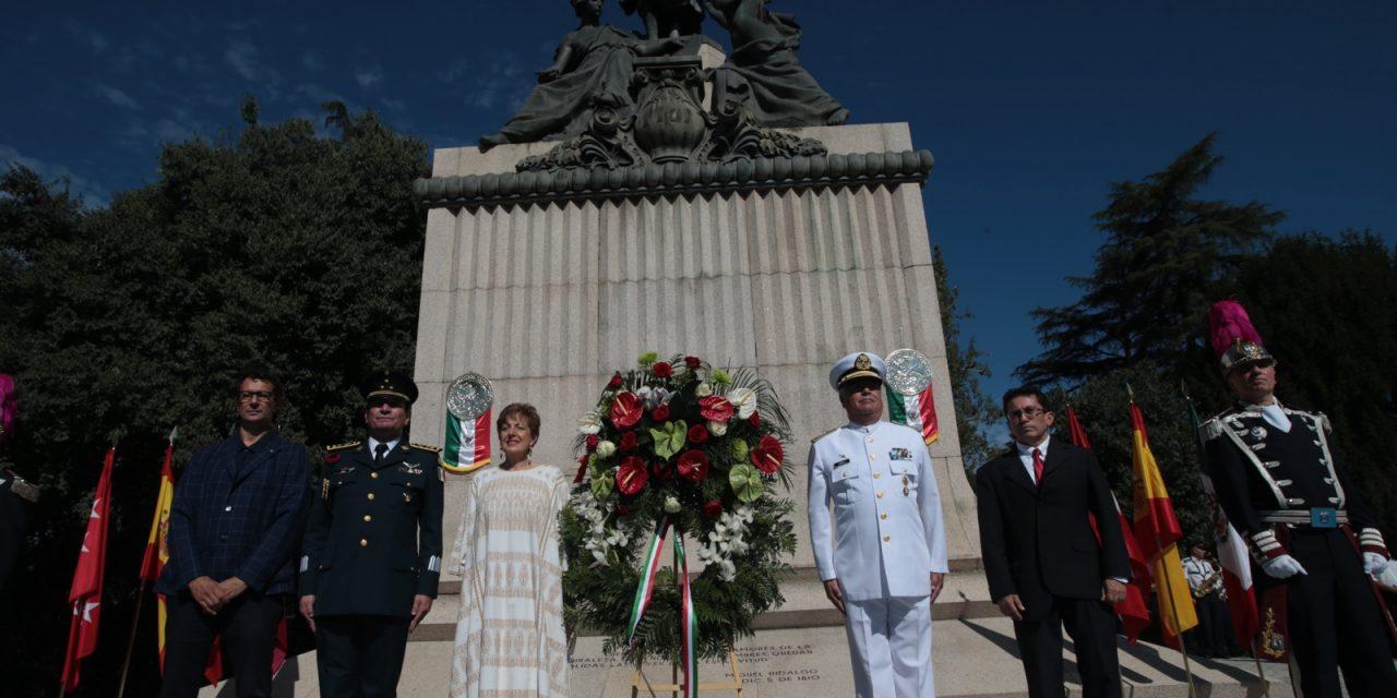 Destaca Lajous el «ímpetu» de la comunidad mexicana en España