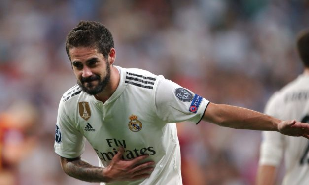 Las mejores fotos de la goleada del Real Madrid (3-0) ante la Roma