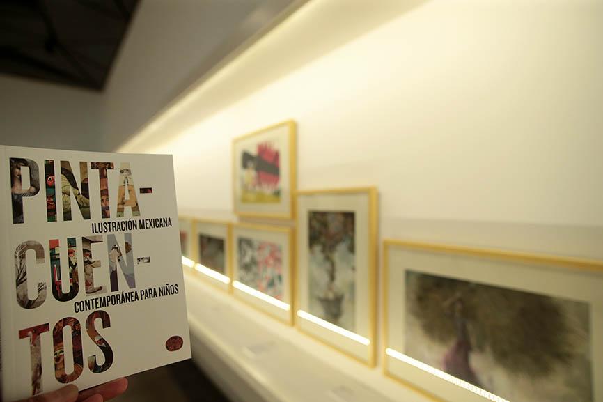 'Pintacuentos': la ilustración mexicana pensada para los más pequeños