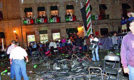 Sin culpables, a una década del atentado terrorista en Morelia
