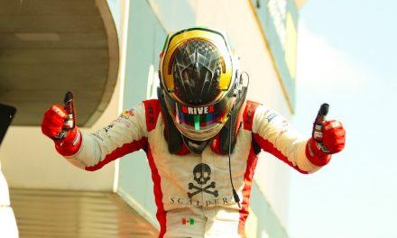 González gana en Barcelona y roza el liderato de F4 en España