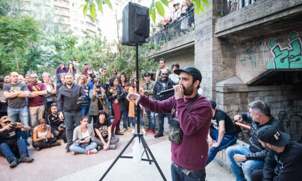Atacar libertades para acallar reivindicaciones legítimas en España