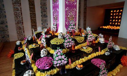 Ruta por los altares mexicanos del Día de Muertos en Madrid