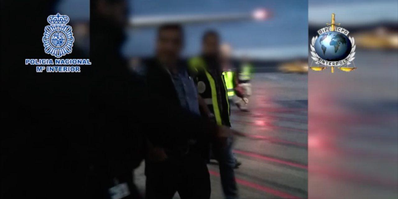 Detienen en Madrid a un presunto etarra con pasaporte mexicano
