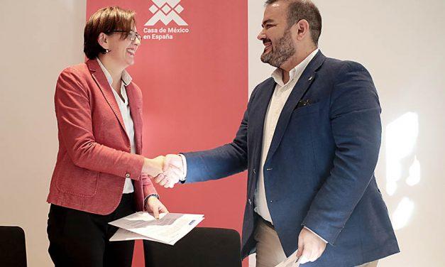 Red Global Mx y EXATEC España firman alianza