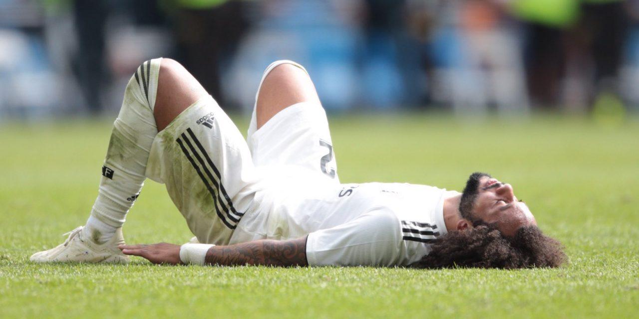 El Real Madrid no levanta cabeza a una semana del clásico