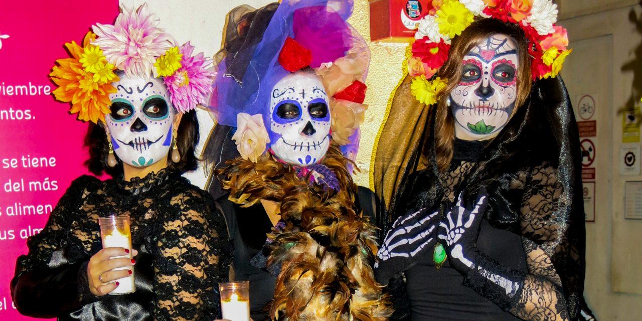500 estudiantes en Cádiz celebrarán el Día de Muertos en Casa de Iberoamerica
