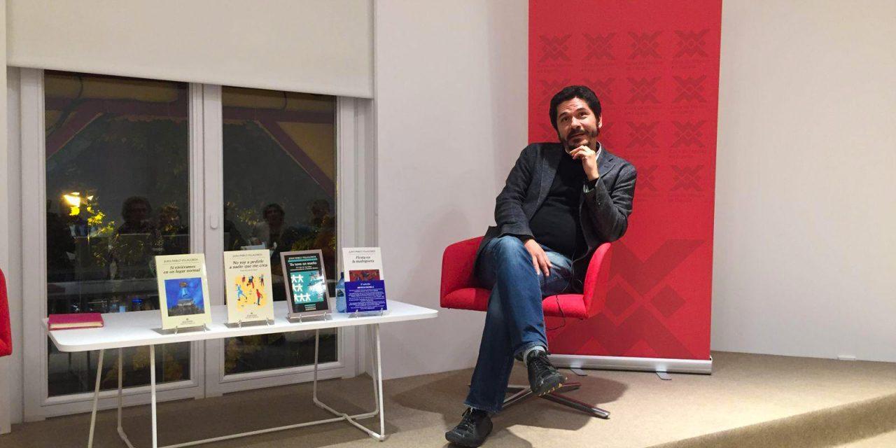 Cosmopolitismo 'pueblerino' de Juan Pablo Villalobos