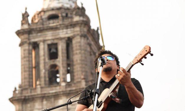 El son jarocho de Veracruz llega a España de la mano de Noé González