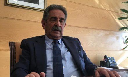 Revilla, amigo de AMLO y presidente de Cantabria, hace maletas para México