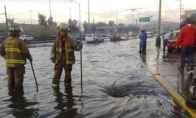 Causas y posibles soluciones al problema del agua en la Ciudad de México