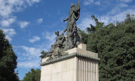 Diez monumentos dedicados a México en Madrid