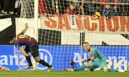 Real Madrid y Barcelona con suerte para sacar tres puntos