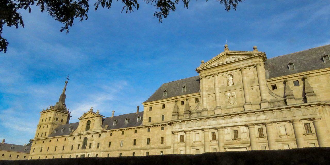 Ruta por El Escorial hasta la silla de Felipe II
