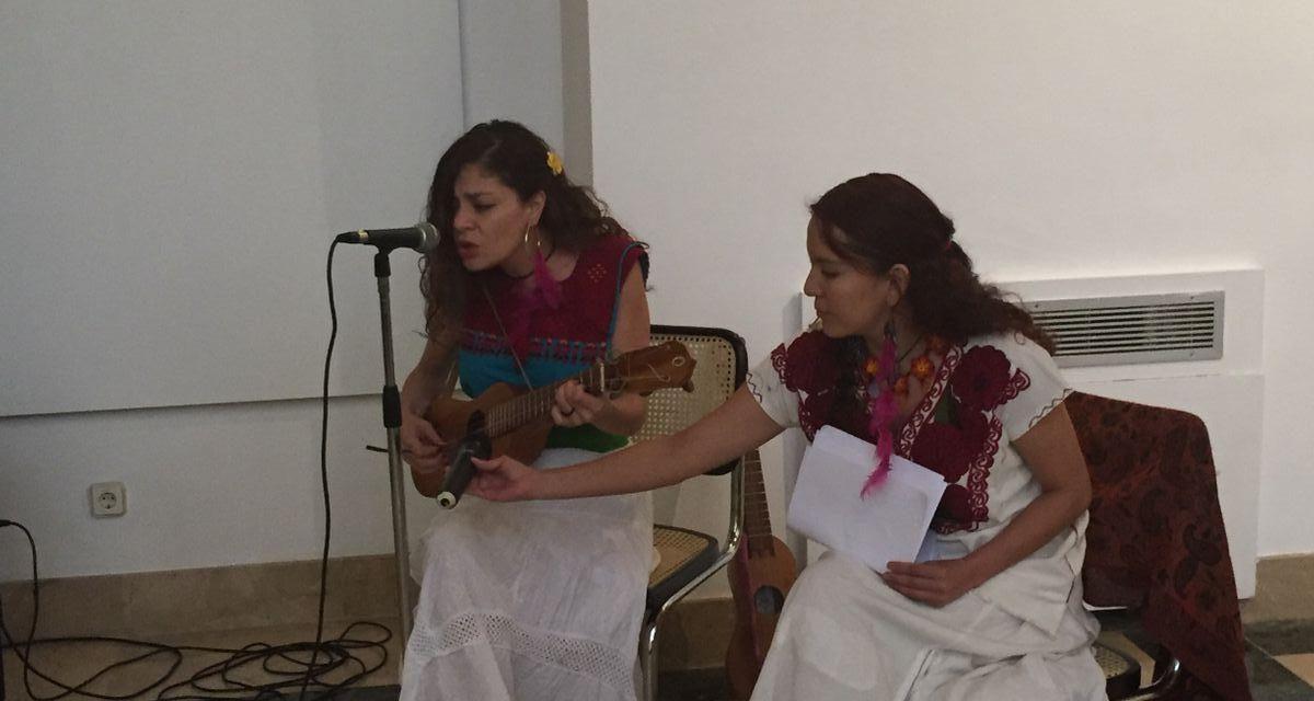 Acoyani y Araucaria: teatro y música del mismo vientre