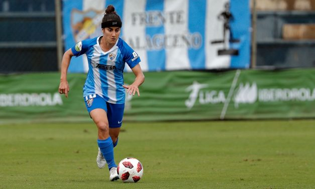 Natalia, la séptima futbolista mexicana que triunfa en España