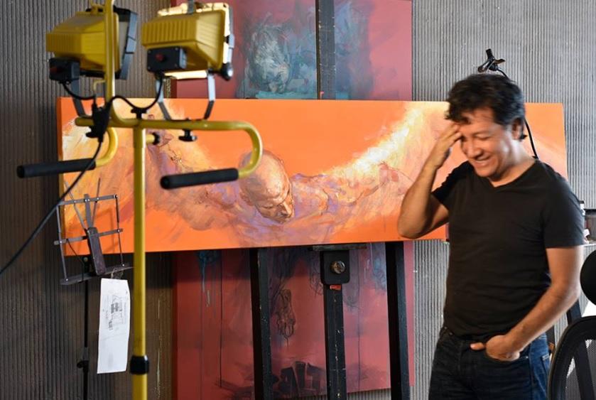 Xolotl Polo: arte mexicano y esperanza para acercarse a la migración