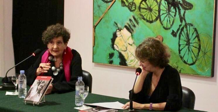 """Margo Glantz: """"Hemos perdido no solo la jerarquía sino el sentido de la ironía"""""""