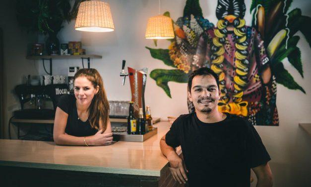 Historia y secretos de los nuevos tacos de canasta en Madrid