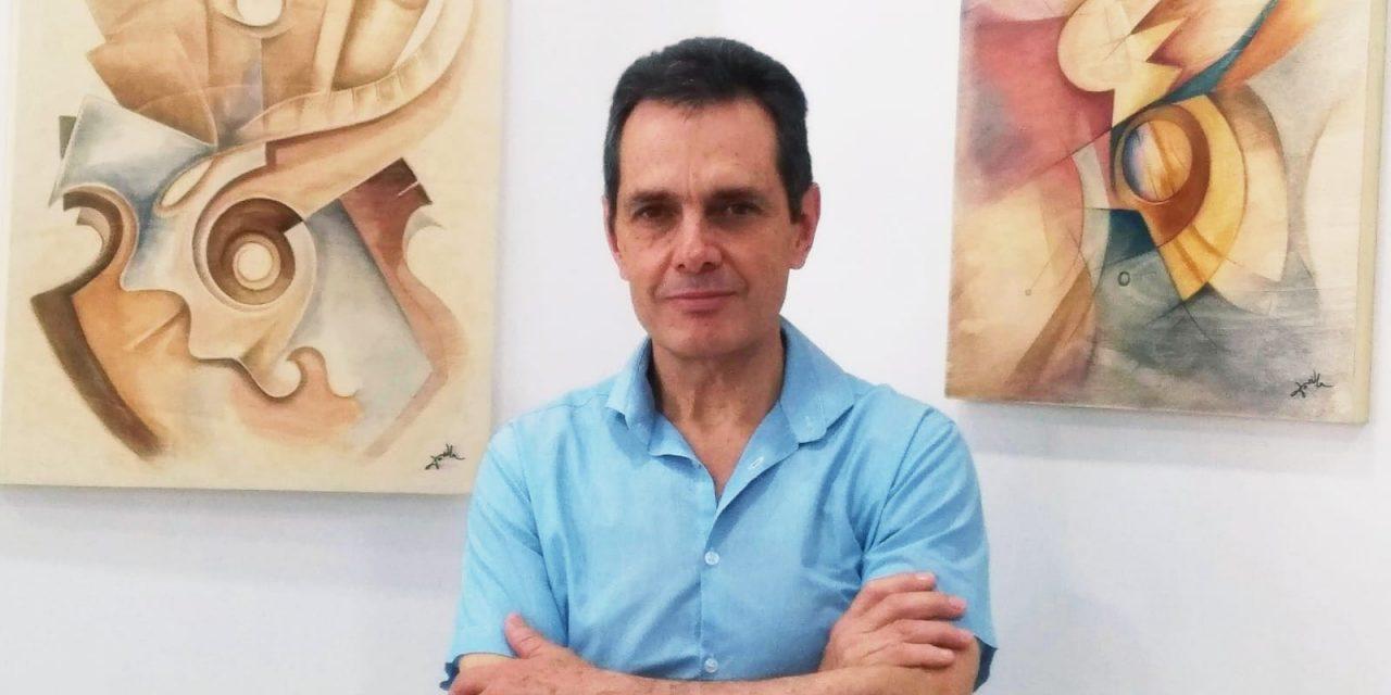 Francisco Tovilla, artista de Chiapas en Madrid: «Los pueblos sin visión perecen»