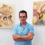 """Francisco Tovilla, artista de Chiapas en Madrid: """"Los pueblos sin visión perecen"""""""