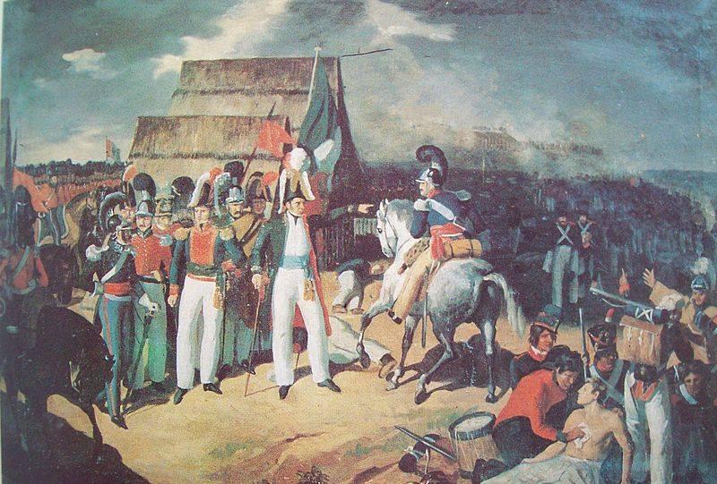 182 años del tratado para la independencia de México