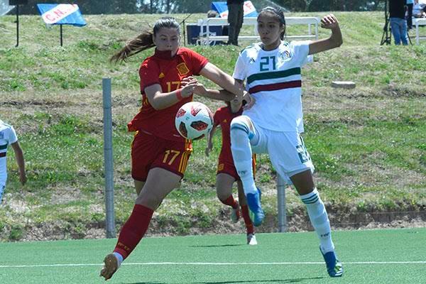 ¿Dónde ver la final del mundial femenino Sub-17 entre México y España?