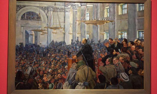 Festín de arte ruso en Málaga