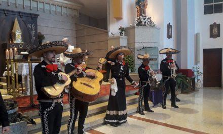 Así vivieron la Guadalupana los mexicanos en España