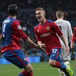 Enfado del Bernabéu en la derrota del Real Madrid en Champions