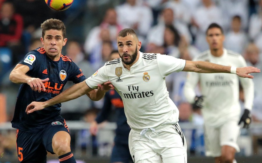 El Real Madrid remonta el vuelo en Liga