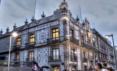 La Casa de los Azulejos, una fascinante historia