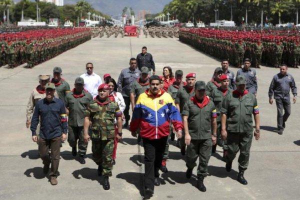 Venezuela en la cuerda floja