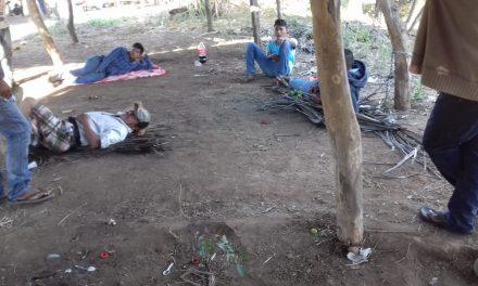 Fiscalía y defensores de derechos humanos intervienen en caso de indígenas encadenados