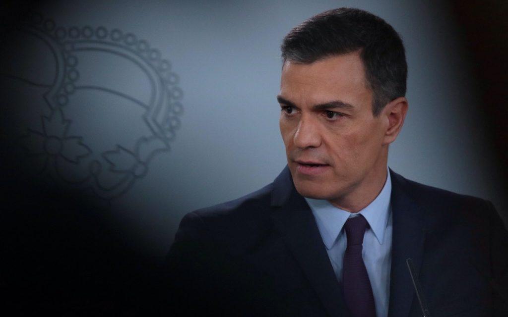 FOTOGALERÍA: Pedro Sánchez confirma el adelanto de las elecciones al 28 de abril